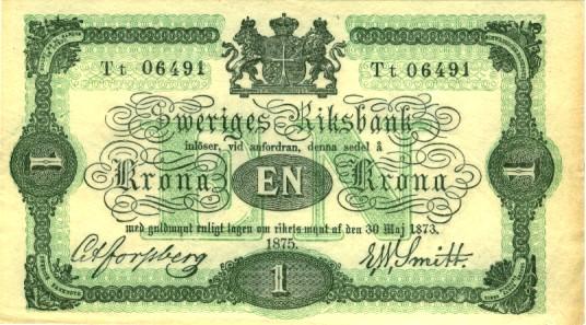 2 kronor värde