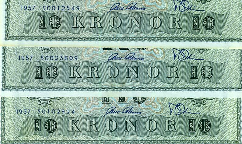 gamla sedlar köpes